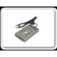SD PC- Linked Contact Less RFID Smart Card Reader, ACR 128