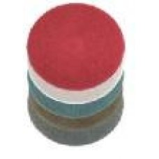 Amsse 17 Inch Pad Color Red, Size: 17 inch