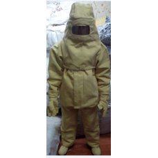 BI 3 Layer Aluminised Kevlar Suit
