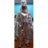 BI 2 Layer Fire Proximity Suit