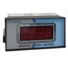 Crown 3 ½ Digit Digital Panel Meter(230V AC ± 10%)