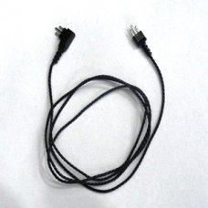 SIEMENS 3 Pin Single Cord Black
