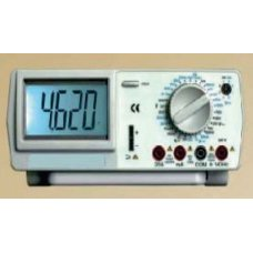 Crown 4 ½ Digit TRMS Digital Multimeter-Bench Top, CEM 45
