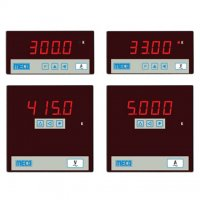 MECO 1A Range 0.080 - 1.200A AC 4 Digit Programmable Ammeter And Voltmeter, SMP9635SN