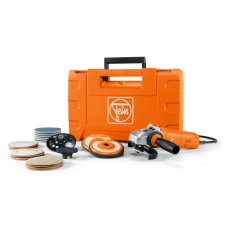 FEIN 1500 Watt Inox Stainless Steel Starter Set, WSG 15-70???,FEIN 1500 Watt Inox Stainless Steel Starter Set