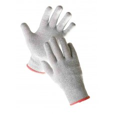 CERVA Knitted Seamless Gloves From Modified Glass Fibre, Cropper, Size: 9