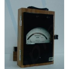 Crown Moving Iron Portable AC / DC Volt Meter, CES 1004