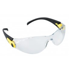 iSpector Sport Look Glasses with PC Lens, Finney, Lens Color: Clear