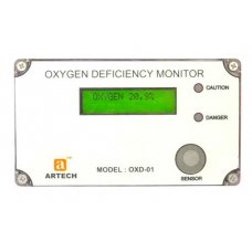 Artech Oxygen Defeciency Monitor
