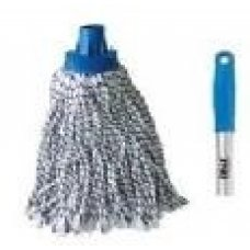Amsse Round Mop Set Cotton