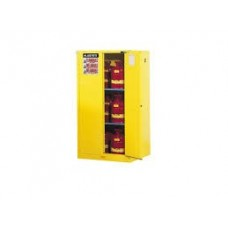 JUSTRITE Self Closing Safety Cabinet