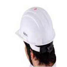 Alko Plus Excel Industrial Safety Helmet With Ratchet, APS-53, white