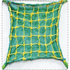 Aktion Safety Net, Overlay With Shaded Net