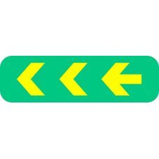 Acme Safety Sign Direction Arrow