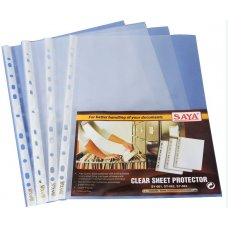 Saya Sheet Protector-Lite (Pack of 50)