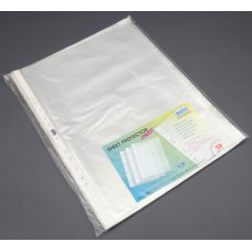 Solo Sheet Protector, SP 113, Color: Transparent (Pack of 50)