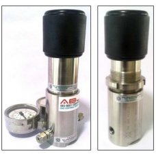 ABJ Engineering Single Stage Ultra High Pressure Regulator, HPR-720