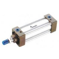 Amatic 40 mm AU Series Standard Double Action Cylinder 200 mm Stroke