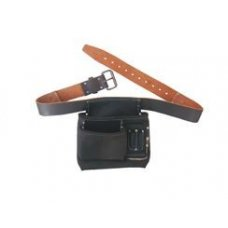 INDER 5 Pocket Oil Tanned Nail & Tool Bag, P-1540A