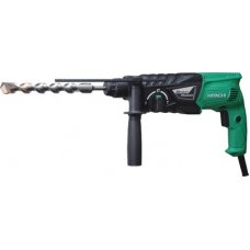 Hitachi Rotary Hammer DH24PH, Speed 0-1050/min, Weight 2.7, Length 367mm (14-7/16