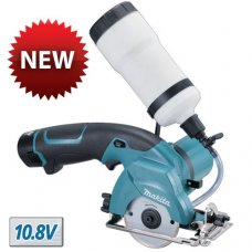 Makita Cordless Cutter, CC300DWE, 85 mm, 10.8 Volts