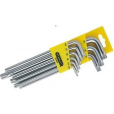 Stanley 9Pcs. Torx Key Set, 92-625