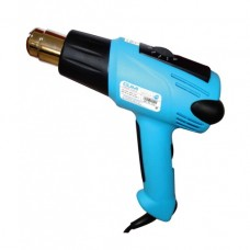 CUMI Hot Air Gun with Variable Control, CHG 600 V, 2000 W, 0-600 ºC