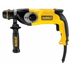 Dewalt SDS Plus Combination Hammers, D25123K- 26 mm 3 mode Combi Hammer, Output Power 800 W, Speed 0-1150 RPM, Item Weight 2.9 kg