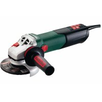 Metabo Angle Grinder, WEA 15 125 Quick, 1550 W, 11000 RPM, 125 mm