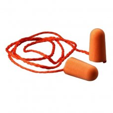 Ear Plug, 3M Corded Ear plug, noise reduction ear plug (Pack of 50)