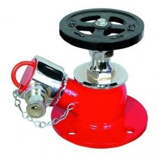 AFS Single Hydrant Valve Stainless Steel