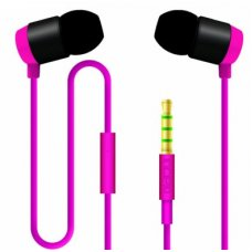 ASTRUM Earbud Stele Hifi Black and Pink , EB-153S PN