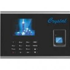 Crystal Biometric Time Attendance With Finger+Card , CRY 9T