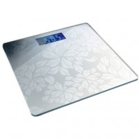 VENUS Silver Electronic Digital Body Weight Weighing Scale, Eps-5499