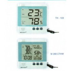Bellstone Thermo Hygrometers, M 288 CTHW