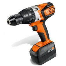 FEIN 4 AH Two Speed Cordless Hammer Drill, ASB 18
