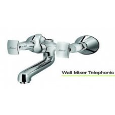 Adroit Wall Mixer Nova Series Telephonic With Bend/Clutch