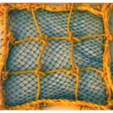 Ocean Knotted Construction Safety Net