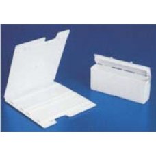 PSAW India Polypropylene Two Slide Mailer, 62102