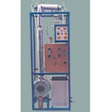 QE Packed Bed Distillation Coloumn