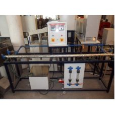 QE Parallel And Counter Flow Heat Exchanger