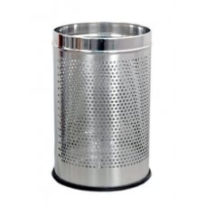 King International Large Perforated Perforated Open Dustbin/ Garbage Bin, Kl-PB-SML