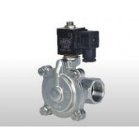 Aira 12 V AC/DC Normally Open Pilot Operated Diaphragm Solenoid Valve, ISDF-125