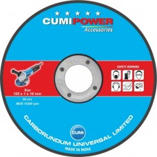 CUMI Plain Cut Of Wheel, 400x3x31.75 mm, A30 S BM4/RS, BB1R8035500130