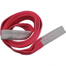 Super Lift 5 Ton Red Polyster Web Slings
