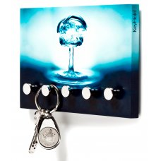 Regis 0.43 kgs Wall Key Holder / Key Rack, KHV - SL