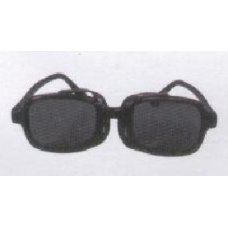 Protection Black Safety Jali Goggles, W731