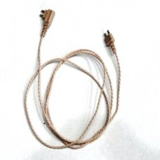 SIEMENS Beige 2 Pin Single Cord