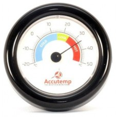 Accutemp Small Dial Thermometer, STHM101BLC