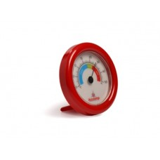 Accutemp Small Dial Thermometer, STHM101RED